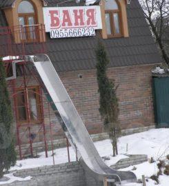 Баня возле озера на дровах Красное Село