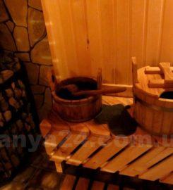 Сауна forest на дровах на Роменской
