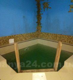 Банька с бассейном в Косовщине