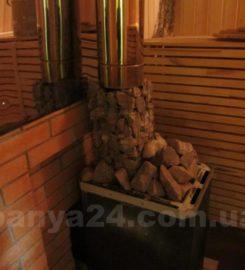 Сауна теремок на дровах Роменская Сумы