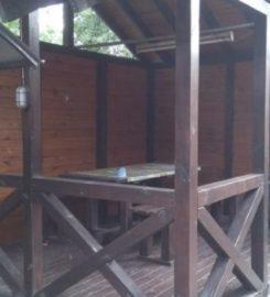 Баня на дровах Робинзон в Чернигове