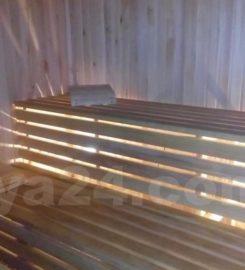 Баня на дровах в районе Барановки Сумы
