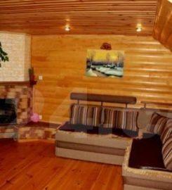 Царская баня на дровах Сумы