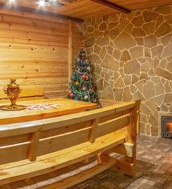 Баня «на сене» (г. Киев)