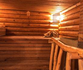 Баня на дровах (г. Харьков)