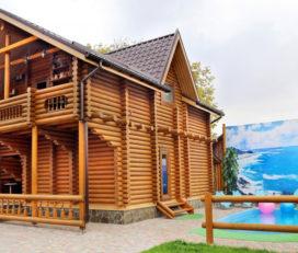 Баня «Малина» (г. Полтава)