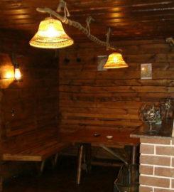 Русские бани в Лесных Полянах (г. Полтава)