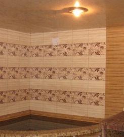 Баня на дровах Радио 9 в Чернигове