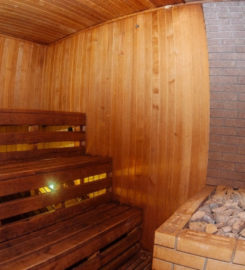 Баня на дровах ХОСТЕЛ ЛЕО Чернигов