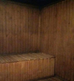 Русская баня на дровах в Чернигове