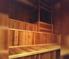 Баня на дровах « У ЗАЙЦА» (г. Чернигов)