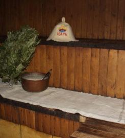 Баня на дровах Портал в Чернигове