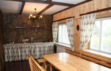 Банька на дровах У кума в Чернигове