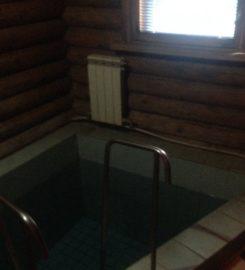 Русская баня на дровах Слобода в Чернигове