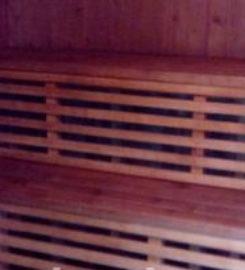 Баня на дровах в Киенке в Чернигове