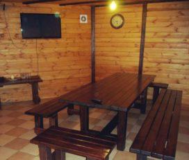 Баня на дровах Relax Cotteg в Чернигове