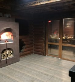 Новый Relax-cottage «Плотина» с баней на дровах в Полтаве