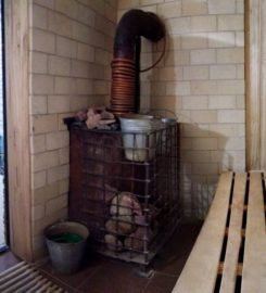 Банька на дровах в Черкассах