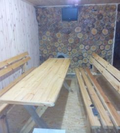 """Бани на дровах """"В Лесу"""" в Чернигове"""