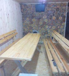"Баня на дровах сауна Чернигов ""В лесу"""