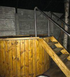 Баня и дом на Оборонной в Черкассах