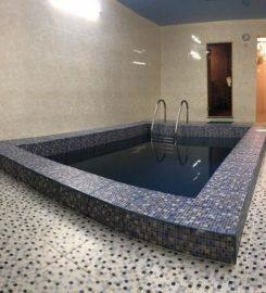 Новая банька с бассейном в районе Автовокзала Сумы