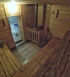 Баня на дровах в Верхней Сыровотке Сумы