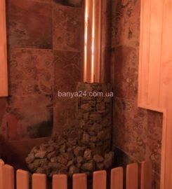 Сауна на дровах на Роменской