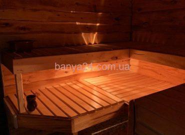 Баня (сауна) на дровах