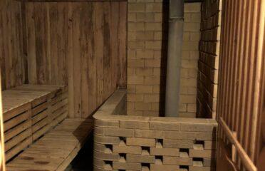 Баня на дровах на Засумской 68 Сумы