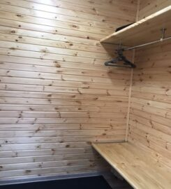 Финская сауна баня на дровах новая Сумы