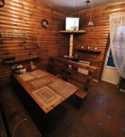 Баня на дровах с бассейном Роменская Сумы